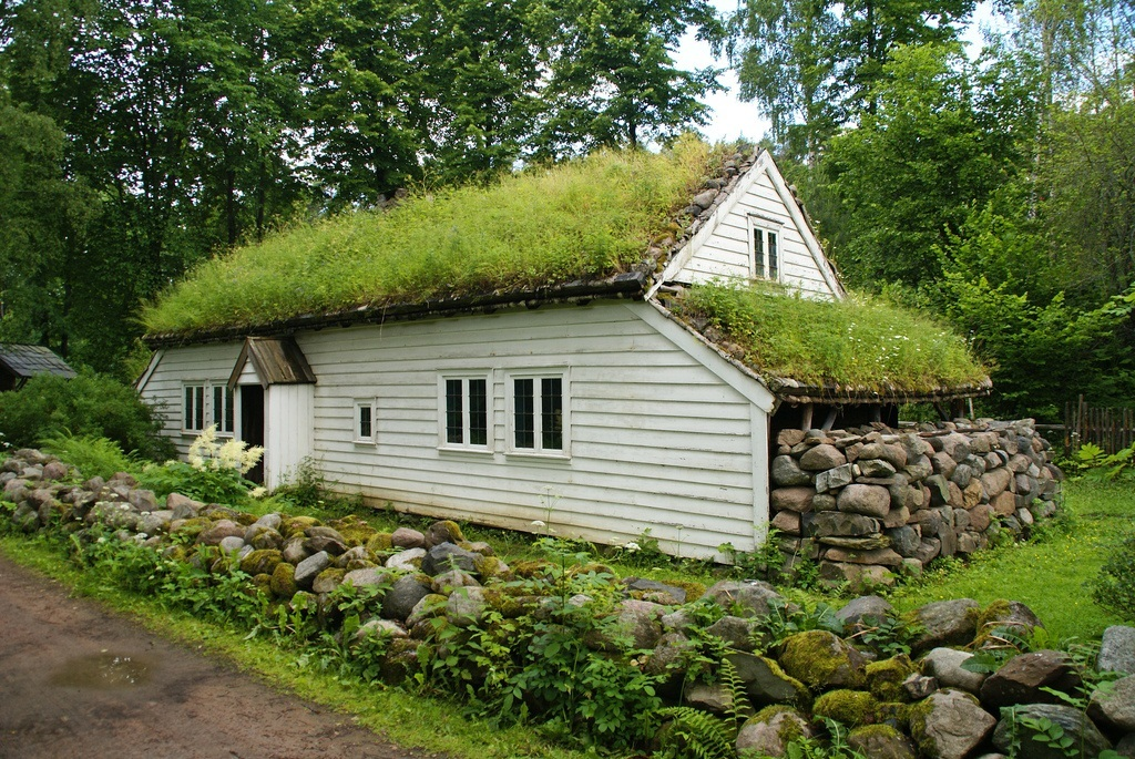 скандинавская архитектура