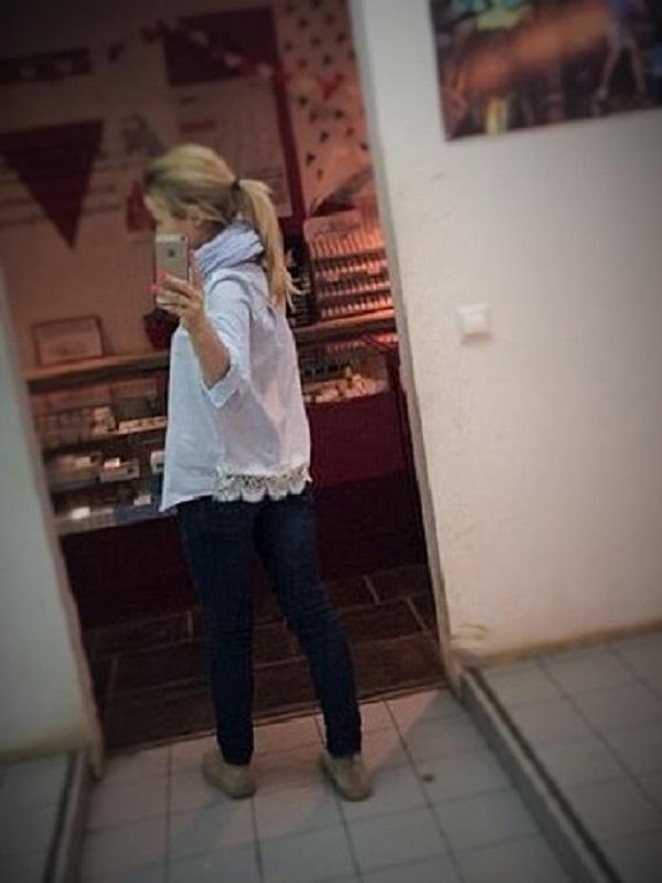 женская рубашка, мода на рубашки