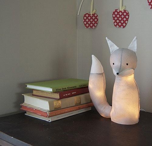 Светлячки на ночь: 30 интересных ночников - Ярмарка Мастеров - ручная работа, handmade