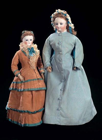 коллекционная кукла, брю