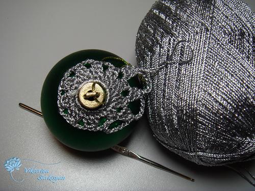 обвязанные шары