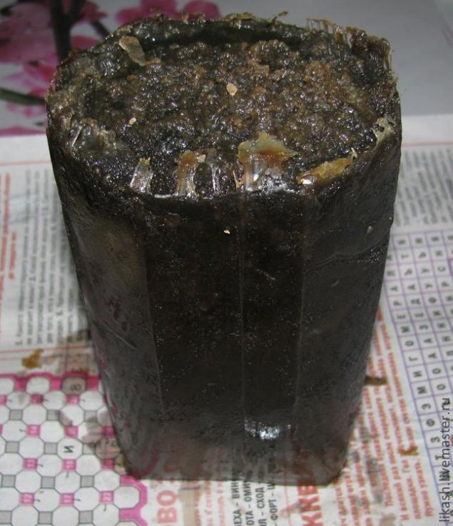 Дегтярное мыло – целебное средство для здоровья и красоты. 130608153347