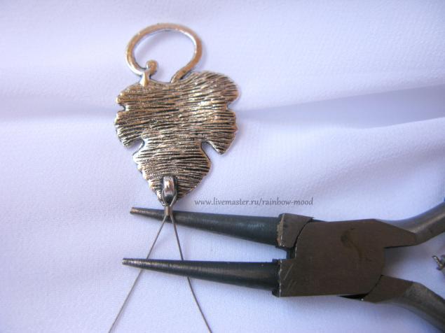 Создаем браслет «Лесной вальс», фото № 4