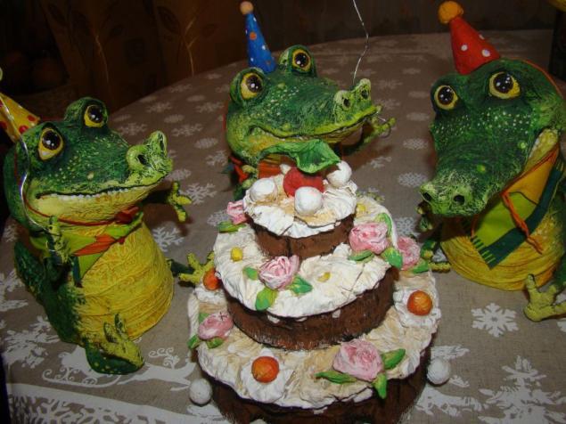 Зелёный крокопоратив, фото № 10