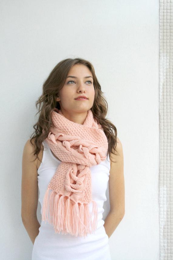 шарф для женщины