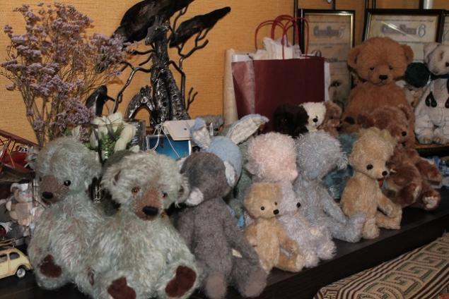выставка-продажа, выставка мишек тедди, выставки 2013, мишки-тедди, мишки юлии аладьиной