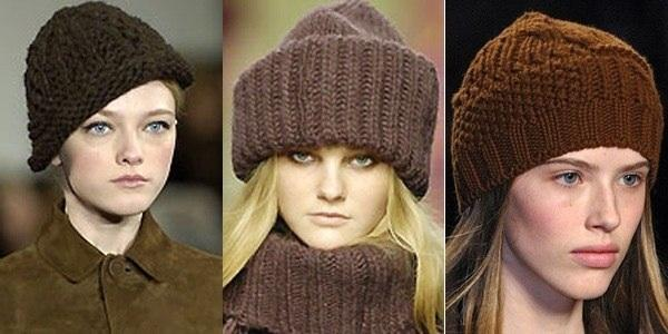 шапка, схема, описание