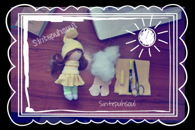 игрушки кудрячовой, процесс, работа, изготовление куклы, синтепуховая душа, кудрячова вера