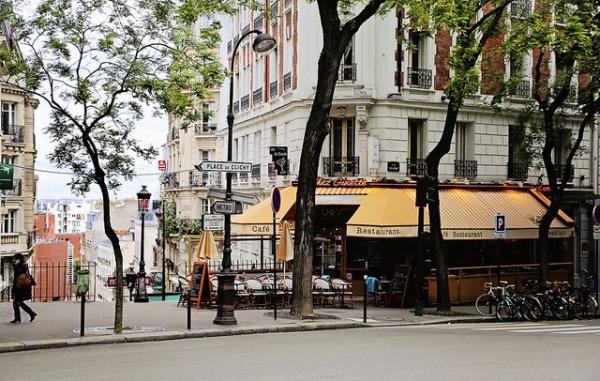 Весенний Париж, дыхание теплого ветра, фото № 17