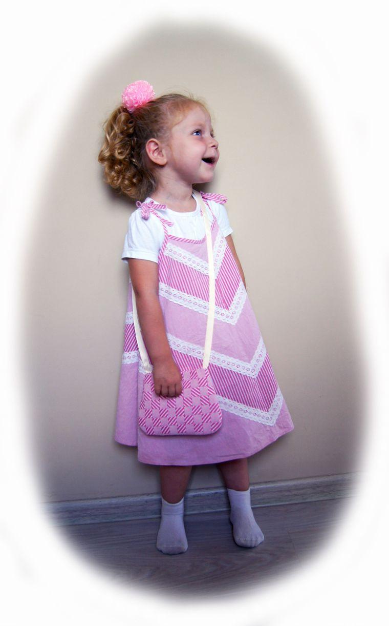 одежда для девочек, платья