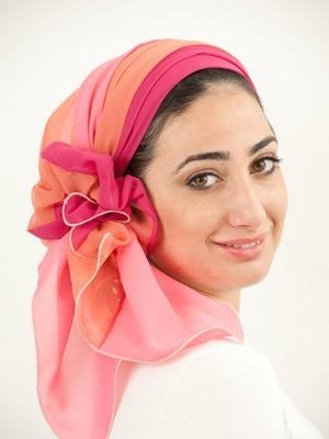 красиво повязать платок