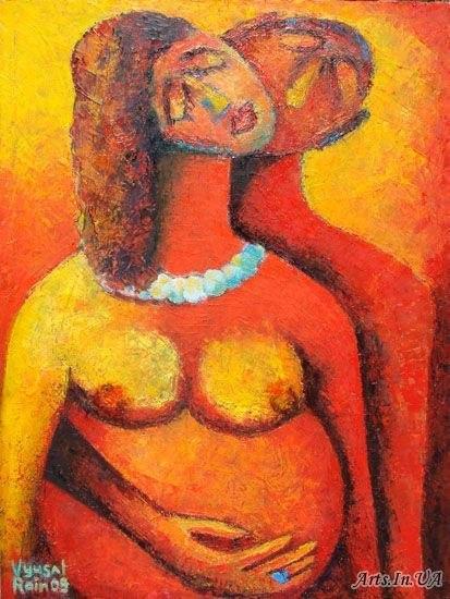Тема беременности в искусстве, беременность, материнство, живопись, искусство, дитя, вдохновение, вдохновинки