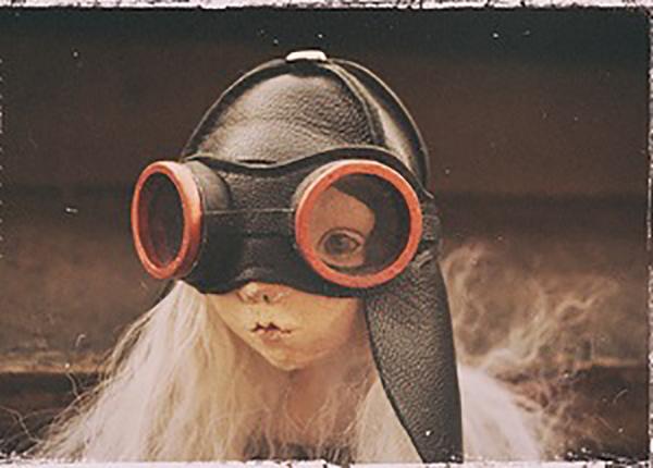 аксессуары для кукол, шлем пилота