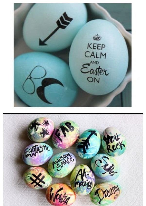 декор яиц