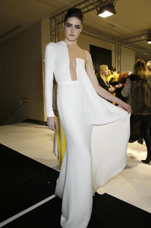 Stephane Rolland Haute Couture весна-лето 2014, фото № 55
