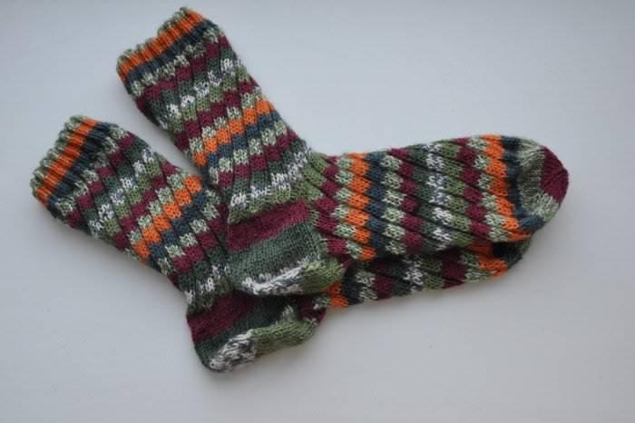 зимние носки