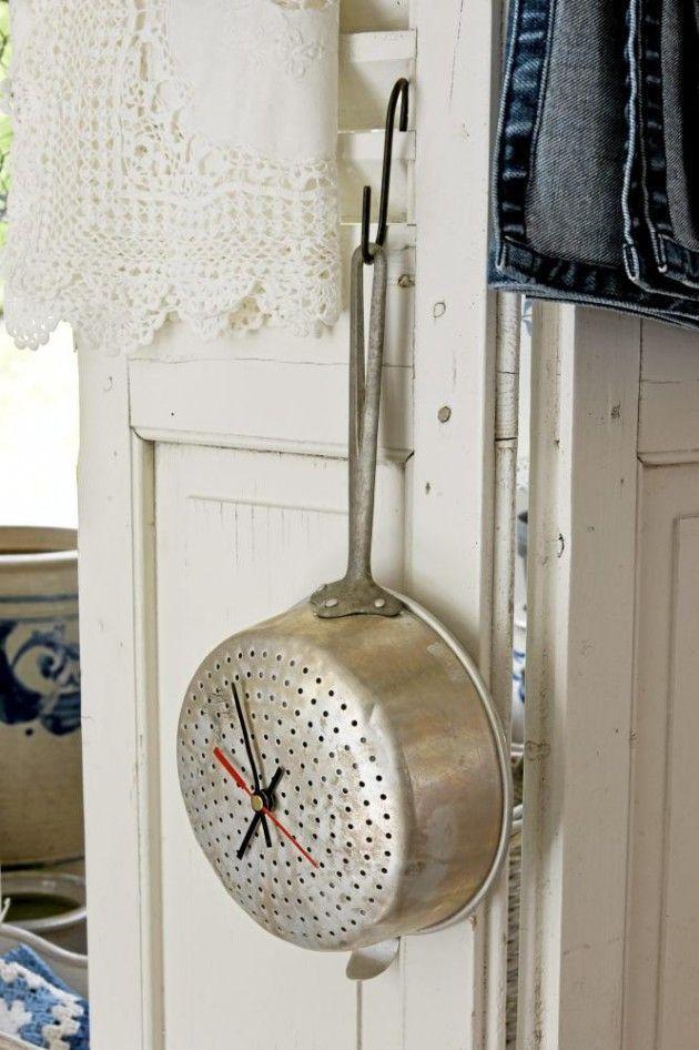 Переделка старых настенных часов своими руками