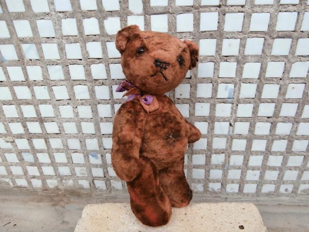 аукцион, тедди, мишка тедди, винтажный стиль, коллекционный мишка