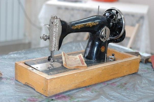 Реанимация швейной машины, фото № 1