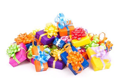 Удовольствие дарить - не меньше, чем радость от получения подарка