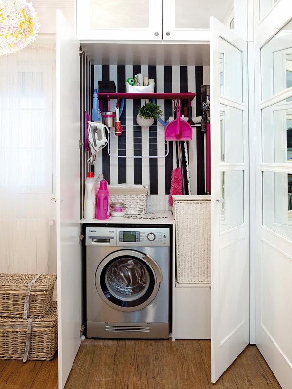 ноутбуке машина стиральная в прихожей коридоре фото ней