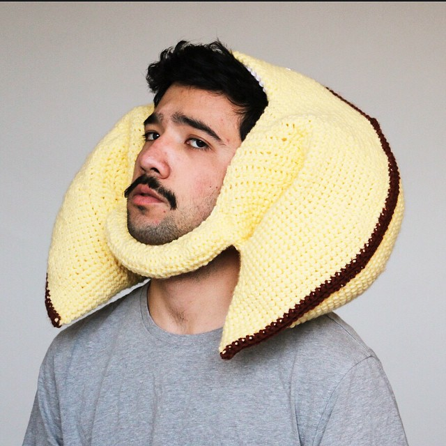 забавные шапки