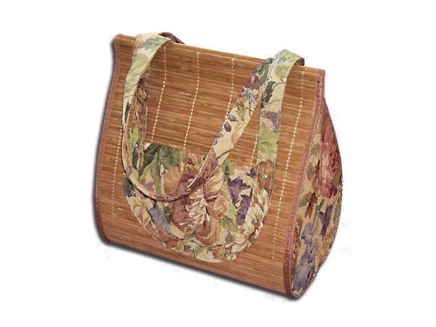 Поделки своими руками из бамбуковой салфетки 48