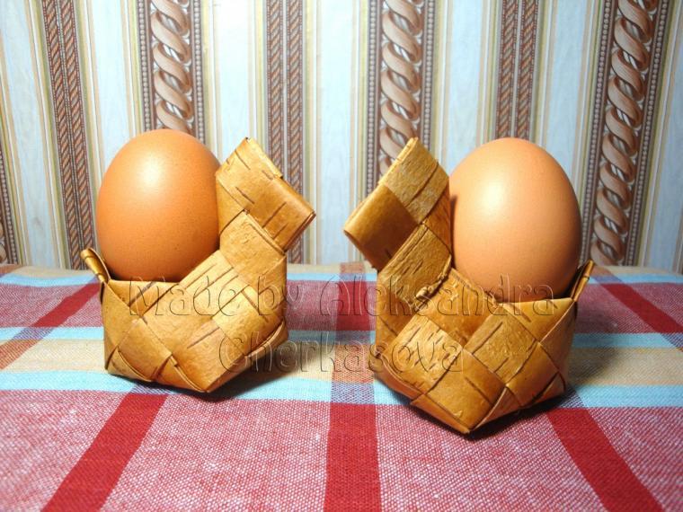 пасхальный сувенир, береста сувенир, пасха 12 апреля, русский стиль