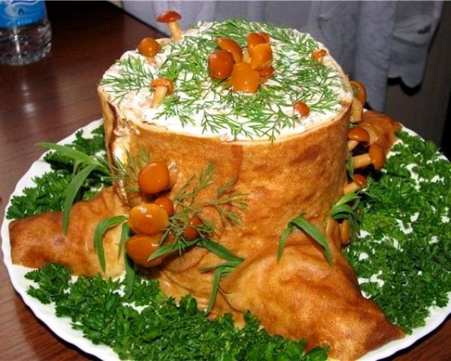 Самые красивые салаты