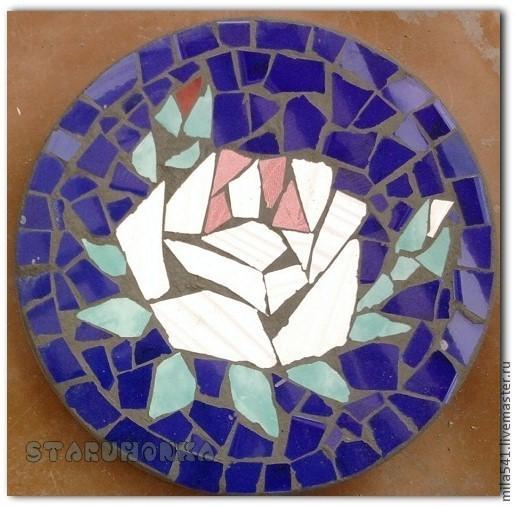 Плитки для мозаики своими руками