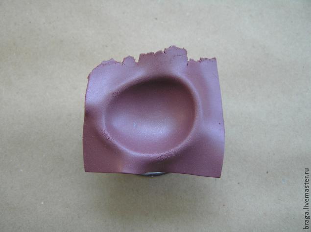 мк полимерная глина, мк граненые бусины