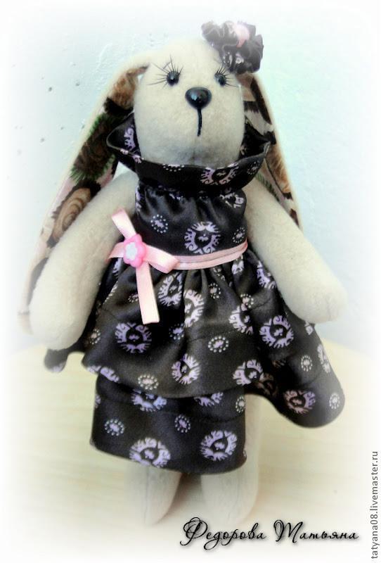 флисовый заяц
