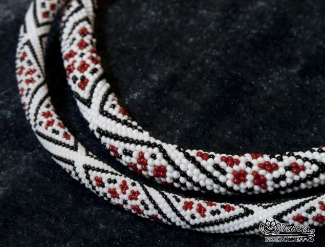 материалы для украшений, жгут из бисера, японский бисер