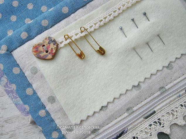 органайзер для вышивки