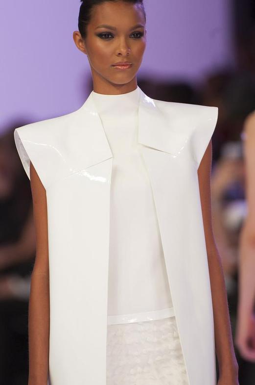 Stephane Rolland Haute Couture весна-лето 2014, фото № 92