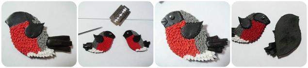 птички, смех, украшения ручной работы