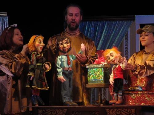 ожившие куклы