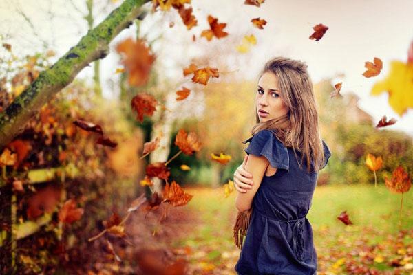 Осенняясессия в парке идеи 10