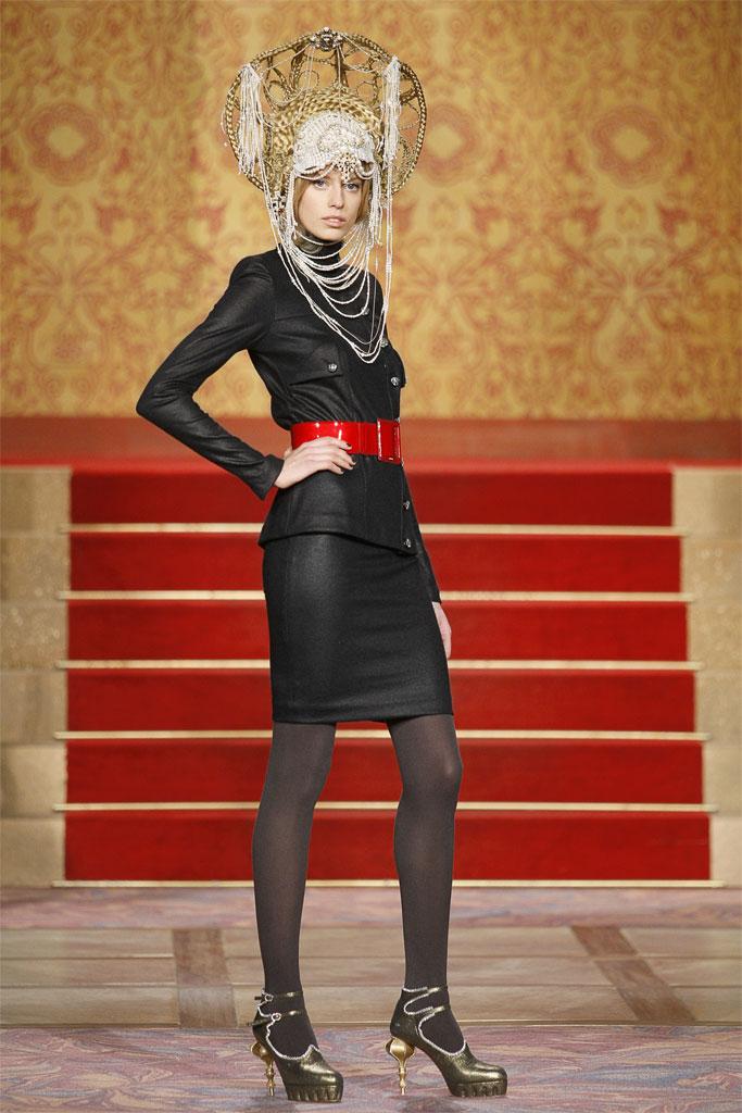 Chanel красная сумка коллекция парижмосква