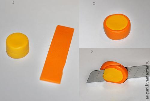 лепка из пластики