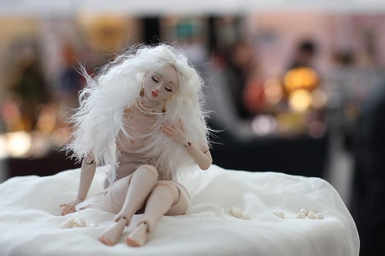 Международной выставка авторских кукол и мишек «Панна DOLL'я» в Минске. Часть 1., фото № 38