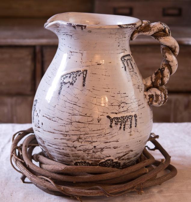 антик, керамика