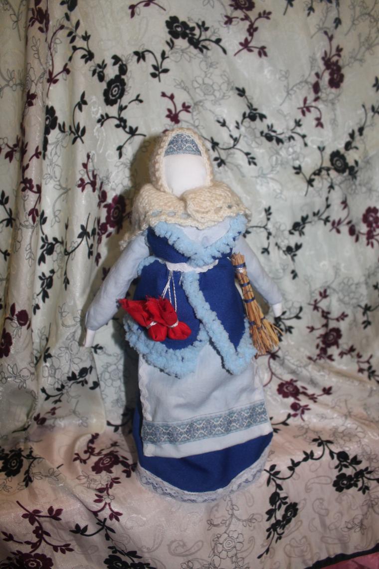 традиции, зимний, коляда, святки, народная кукла, славяне