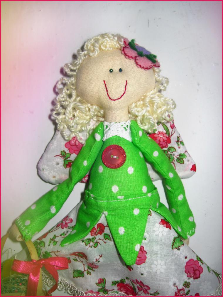 фея, кукла