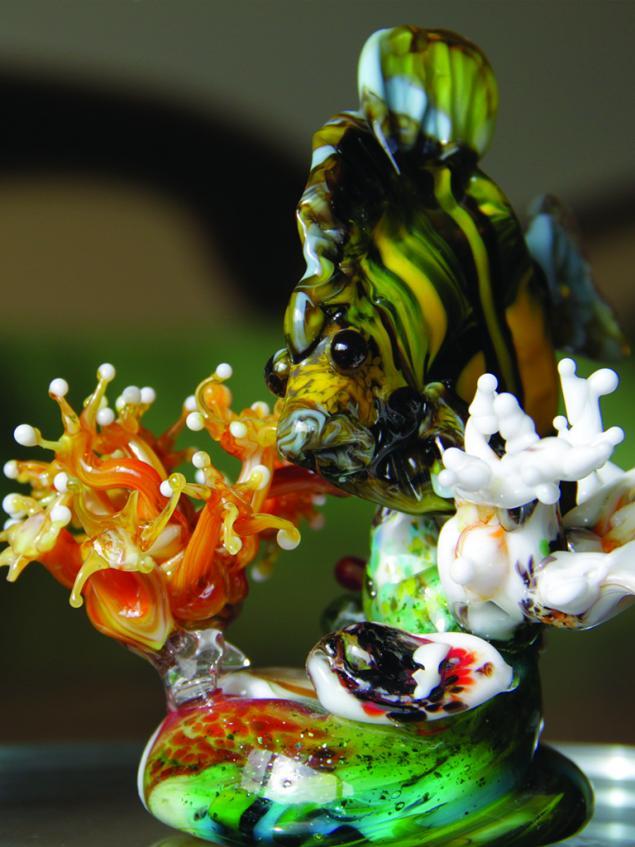 стекло, витраж, handmade, авторские украшения