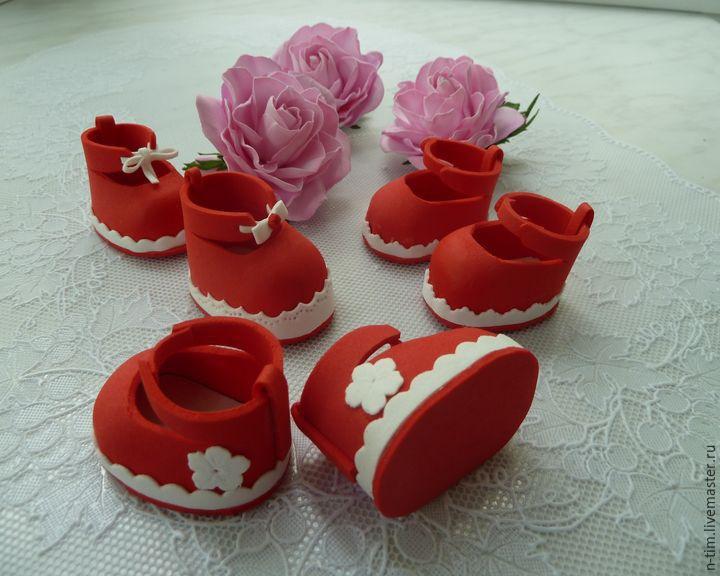 Обувь для кукол из фоамирана своими руками 77
