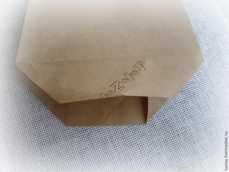 упаковка подарка, подарочный пакет