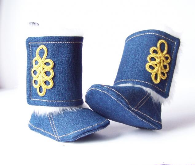 детская обувь, для малышей, текстильная обувь