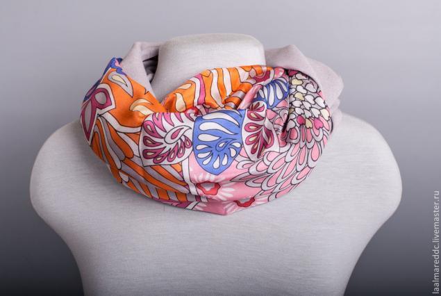 новые шарфы, новинки магазина, новые поступления, шарф колье, новые снуды, молочный, осенние оттенки