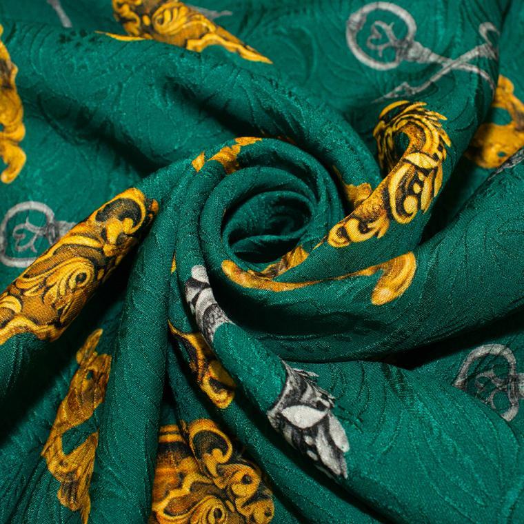 Как сэкономить на наряде к Новому Году?Ткани  со скидкой для нарядных платьев., фото № 25